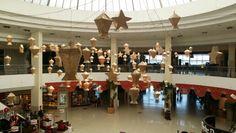 Ramadan decorations in dandy mall cairo