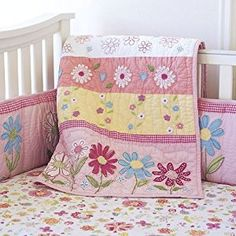 Pottery Barn Kids Daniel Baby Bedding 2 Pc Set Quilt & Small Sham ... : pottery barn baby quilt - Adamdwight.com