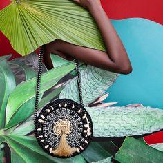Tambor do Tempo - CM570 - Várias cores (Clica pra ver) - Catarina Mina   Ethic Fashion   Brasil