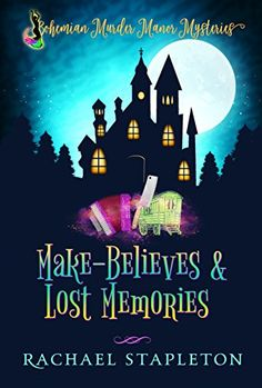 "Read ""Make-Believes & Lost Memories Bohemian Murder Manor Mysteries, by Rachael Stapleton available from Rakuten Kobo. If you love paranormal small-town settings, feisty fortune tellers, and campy killers, then you'll want to buy this cozy. Old Diary, Murder, Make Believe, Cozy Mysteries, Free Books, Mystery, Ebooks, Lost, Bohemian"