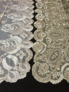 Home Decor, Tulle Lace, White Embroidery, Doilies, Hand Embroidery, Needle Lace, Sewing Crafts, Saddle Pads, Lace