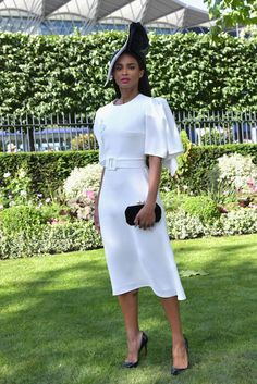 Royal Ascot Fashion 2018  Best outfits from Days 1 2316b8c11aa