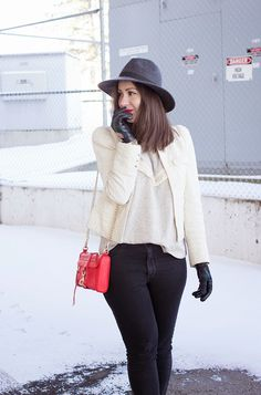 ADVENTURES IN FASHION: WW || Cold Snap