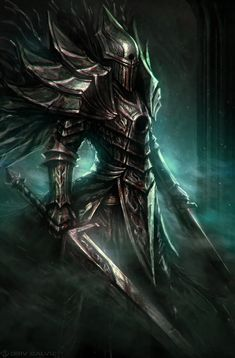 Savitor in Lord Form. ~ Sirus III: The Era of the Shattered