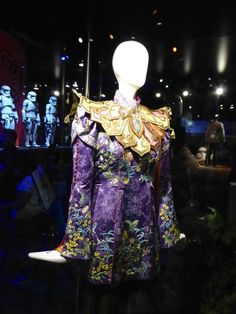 Alice Through the Looking Glass Mandarin costume