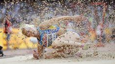 Чемпионат мира по легкой атлетике в Пекине