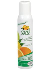 VITAMIN SHOPPE HAS THINGS FOR THE HOME TOO!  Citrus Magic Citrus Magic Tropical Citrus Spray, 3.5oz #vitaminshoppe #contest