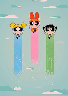 The Powerpuff Girls are back - and just as feminist .-Die Powerpuff Girls sind zurück – und genauso feministisch wie immer – The Powerpuff Girls are back – and just as feminist as ever – # feminist like that - Cartoon Wallpaper, Powerpuff Girls Wallpaper, Girl Iphone Wallpaper, Dexter Wallpaper, Backgrounds Wallpapers, Cute Backgrounds, Cute Wallpapers, Tumblr Cartoon, Tumblr Iphone