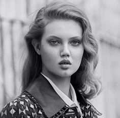 Lindsey Wixson for vogue Portugal