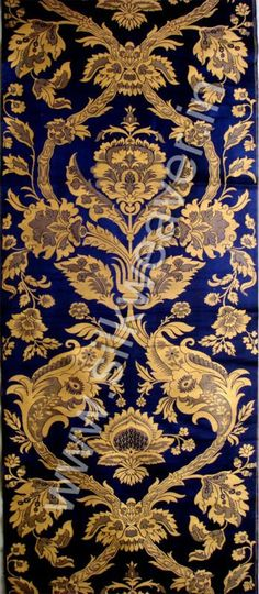 Vestment Brocade fabrics