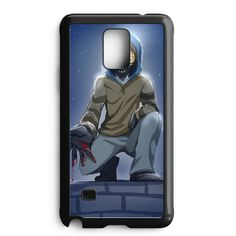 Creepypasta Ticci Toby Samsung Galaxy Note 5 Edge Case