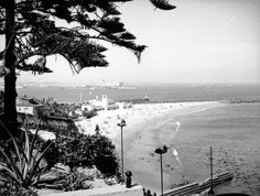Old Cabrillo beach San Pedro. I worked just east of here, and also later for the Big White Steamship CATALINA at berth 95.