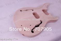 New Electric guitar body Mahogany High quality Free shipping 1 pcs