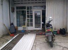 Service Folding Gate di Cimanggis