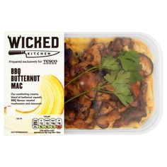 tesco wicked kitchen packaging that pops pinterest vegans and package design - Wicked Kitchen
