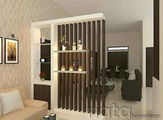 room divider ideas modern room divider ideas home partition wall design living room partition wall design Room Partition Wall, Living Room Partition Design, Living Room Divider, Room Divider Walls, Room Partition Designs, Living Room Decor, Partition Ideas, Room Partitions, Living Rooms