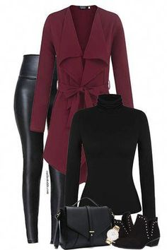 nice office outfits for ladies Fall Outfits For Work, Casual Work Outfits, Business Casual Outfits, Office Outfits, Classy Outfits, Stylish Outfits, Work Attire, Office Attire, Business Attire