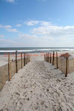 After the Storm  Seabright Park Beach NJ  by ksparrowphoto on Etsy, $16.00