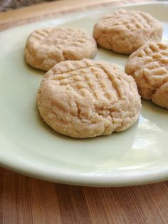 Day 3: Mama's Peanut Butter Cookie