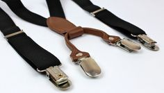 Toddler Suspenders  Baby Suspenders  BLACK by HaddonCo on Etsy, $15.00, not in black, but in navy blue