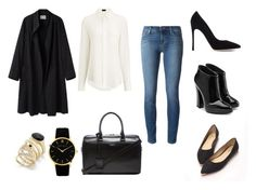 """""""BASICOS ON BLACK."""" by marianny-rincon on Polyvore"""