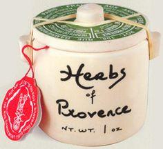 Chicago Importing Herbs de Provence 1 oz. Crock | $17