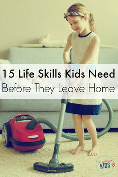 This list is priceless! Help kids thrive by teaching them these essential life skills before they leave home. Nothing builds confidence more than the ability to be self-sufficient.