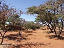 Mokala National Park - South Africa | Picknick area