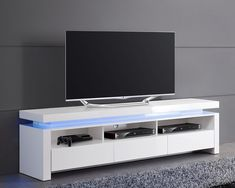 Evoque led tv unit in white high gloss with 3 touch open drawers white tv cabinet . Tv Cabinets, White Cabinets, High Tv Stand, Led Tv Stand, White Tv Cabinet, Tv Stand With Drawers, White Tv Stands, Infinity Pool, Rack Tv