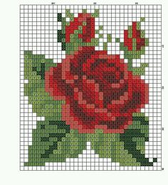 Thrilling Designing Your Own Cross Stitch Embroidery Patterns Ideas. Exhilarating Designing Your Own Cross Stitch Embroidery Patterns Ideas. Cross Stitch Rose, Cross Stitch Flowers, Modern Cross Stitch, Cross Stitch Designs, Cross Stitch Patterns, Quilt Patterns, Cross Stitch Angels, Loom Beading, Beading Patterns