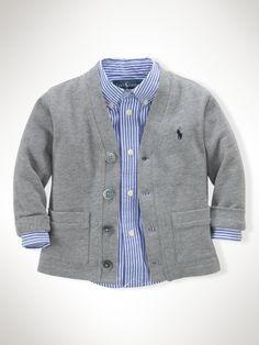 8cb213cdf476e Crewneck Sweater - Sweaters Infant Boy (9M-24M) - RalphLauren.com ...