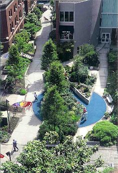 Professional: Hospitals could utilize their green-spaces to promote sustainability. They could plant produce and herbs that they could use in their meals. In addition, having these green spaces can improve the mood of patients, and provide a better overall quality of air for the hospital.