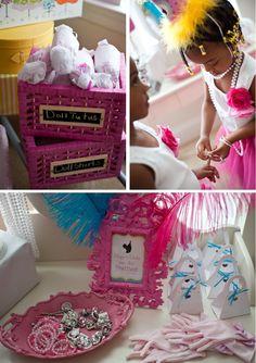 Baby Doll Party Birthday Cake im thinking Ill do a cake like