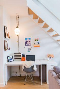 Chelsey & Cainan's Fresh Start Working desk