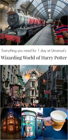 Everything you need to know for an amazing day at Universal Studio's Wizarding World of Harry Potter. Yummmm, Butterbeer!!