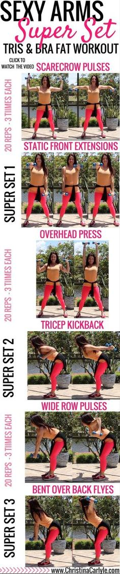 Upper Body Workout for Women by nadia