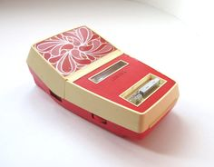 Vintage Cassette Player Zenith Portable by TheVintageResource, $29.00