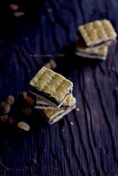 HESTI'S KITCHEN : yummy for your tummy Fruit Cookies, Cute Cookies, Cookie Desserts, Yummy Cookies, Cookie Bars, Cookie Recipes, Resep Cake, Bread And Pastries, Quiche Recipes