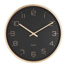 Klokken klok Gold Elegance (Ø30 cm)