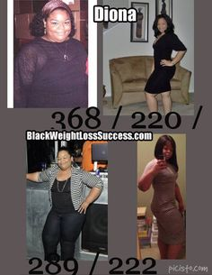 Inspirational Weight Loss Story: Diona lost 67 pounds