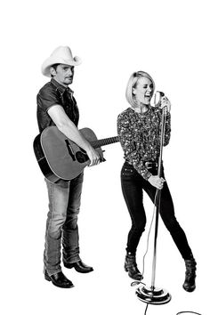 Carrie Underwood and Brad Paisley: Between them, they've won some 20 CMA Awards.