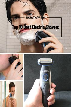 Top 10 Best Electric Shavers 2018 Reviews [Editors Pick]