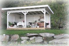 Garden Playhouse, Playhouse Outdoor, Patio Gazebo, Patio Canopy, Backyard, Outdoor Projects, Garden Projects, Outdoor Pavillion, Cabana