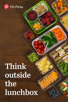 Take school lunch to the next level with packable tips that get top marks for both nutrition and taste.