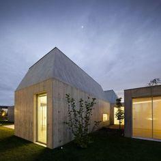 House in Ovar  by Paula Santos. Un gran diseño de una muy buena arquitecta.