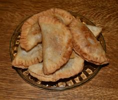 Grandmother\'s Fried Apple Pies