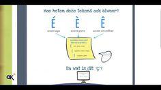 Spellingregels deel 10: Accenten