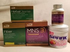 Detox and Cleansers: Advocare 24 Day Challenge - Condensed Version - Cleanse, Spark, Mns, Catalyst BUY IT NOW ONLY: $150.95