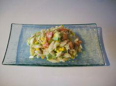 Ensalada de bacalao (Codfish Salad)
