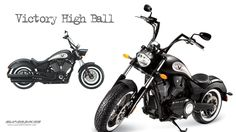 Victory Motorcycles - Highball